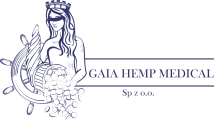 Gaia Hemp Medical Logo